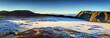 Plaine des Sables sous le givre - Ile de la Réunion