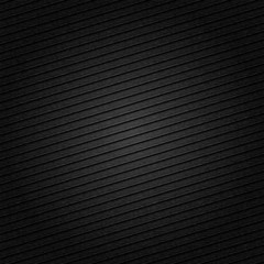 Striped metal surface for dark background