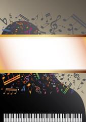 Piano & Note