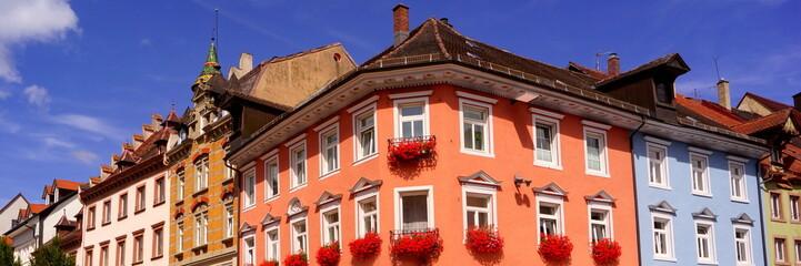 Altstadt von VILLINGEN ( Schwarzwald )