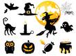 Halloween set - 45177344
