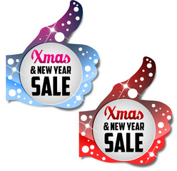 Xmas and New year sale