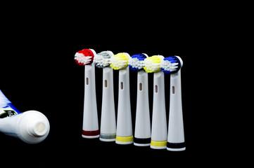 testine per spazzolini elettrici
