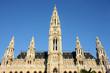 Rathaus in Vienna, Austria