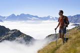 Trekking sopra le nuvole Parco Nazionale Gran Paradiso Italia