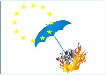 € - Rettungsschirm