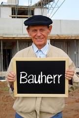 Bauherr - Neubau
