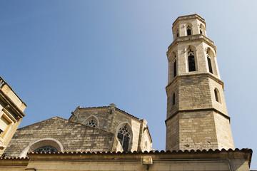 iglesia en Figueras, Cataluña, España