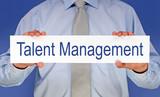 Talent Management poster