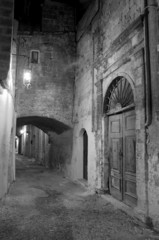 The Street of the Knights