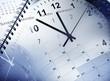 canvas print picture - Time management