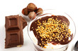 dessert panna e cioccolato