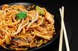 chicken chow mein - 45198751