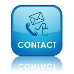 """CONTACT"" Web Button (details hotline customer service call us)"