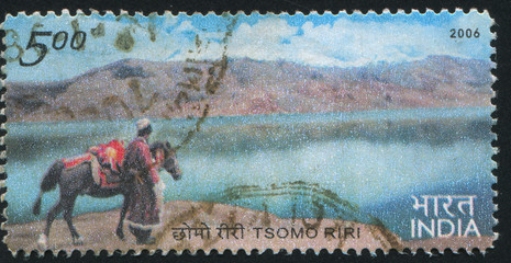 Tsomo Riri lake