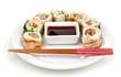 Tasty rolls served