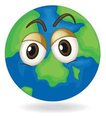 silent earth globe