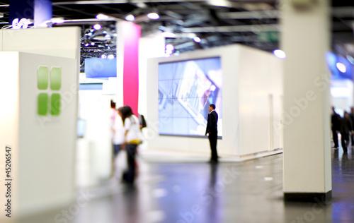 Leinwanddruck Bild People of Business