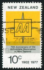 emblem of Automobile Assotiation