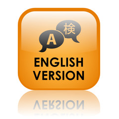 """ENGLISH VERSION"" Web Button (language translation website uk)"