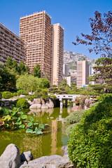 Jardin Japonaise, Monte Carlo