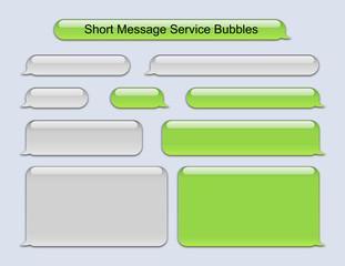 Bulles pour texto