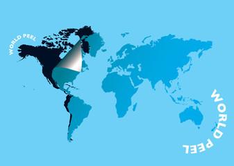 World peel