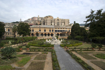 Villa of the Prince, Genoa