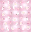 Background for baby-girl