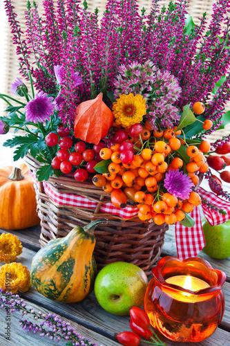 Herbst -  Dekoration - 45215982