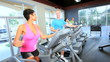 Keeping Fit on Modern Gym Equipment