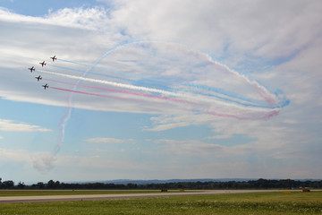 RAF - Red Arrows