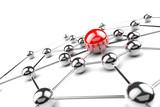 concepto de internet y trabajo en red