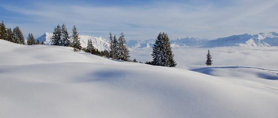 Winter Bergwelt