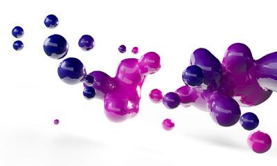 liquido abstracto © carloscastilla