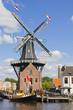 Landscape of Haarlem, Holland