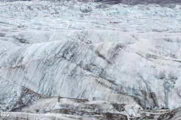 Vatnajokull glacier trekking, Iceland