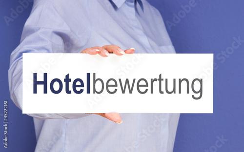 Hotelbewertung