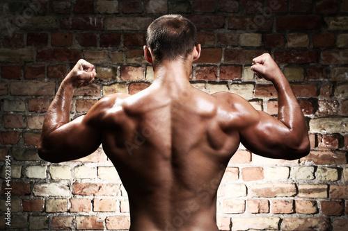 Fototapeten,erwachsen,athlet,attraktiv,hintergrund