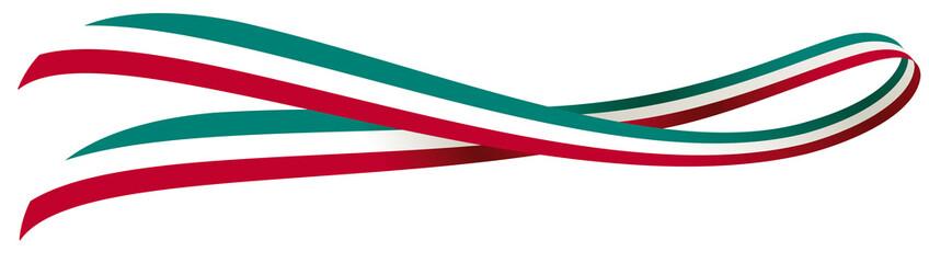 Banner fiocco Italiano