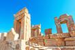 Ruins of ancient city of Persepolis, norht Shiraz, Iran