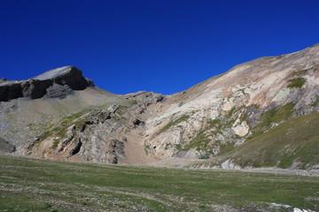 Col des Fours, Mont Blanc