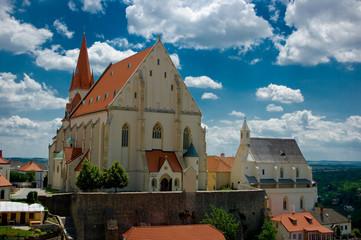 Church of St. Nicholasin Znojmo.