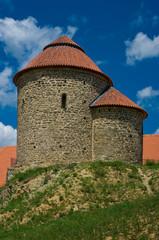 Rotunda of St. Catherine in Znojmo.