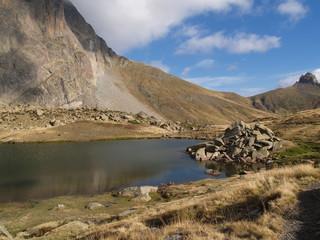 Lac de Pombie