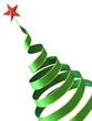 Christmas tree bow