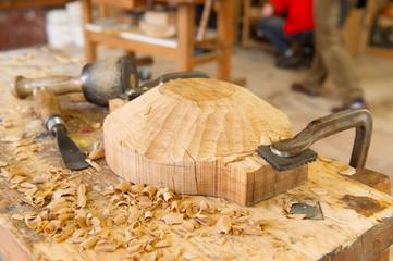 Artisan wood work