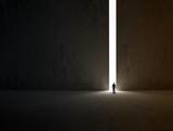 Fototapety Lonely explorer