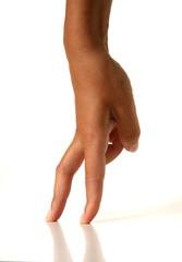 mano dita