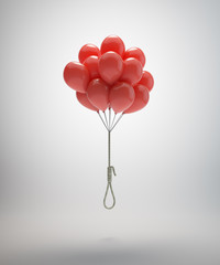 Suicide balloons
